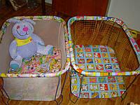 """Детский манеж Kinder Box """"ЗВЕРУШКИ"""" для детей 6 мес - 3 года. Гарантия безопасности!"""