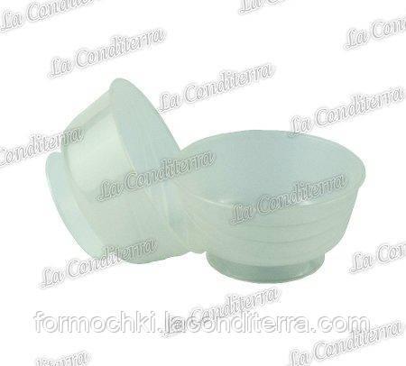 Пластиковая креманка на ножке «Primavera» 160 (220 мл)