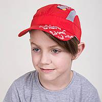 Кепка для мальчика от производителя - с сеточкой - Б05