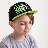 Кепка для мальчика от производителя - OBEY - Б14