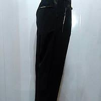 Спортивные штаны мужские Соккер жатка-плащевка темно-синие