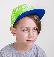 Кепка реперская Snapback для мальчика - CHANEL - Б19
