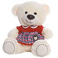 Детская мягкая игрушка, плюшевый мишка Уилли,белый, фото 1