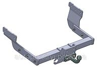 Фаркоп FORD TRANSIT с подножкой (микроавтобус 2000-2014)
