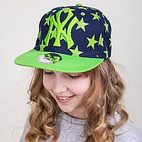 Кепка для девочек Snapback от производителя - NEW YORK - Б11