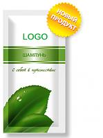 Шампунь с логотипом