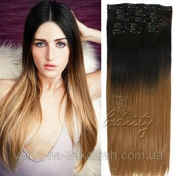 Накладные волосы интернет магазин