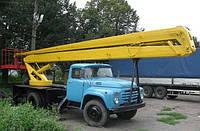 Аренда Автовышки ЗИЛ-6309