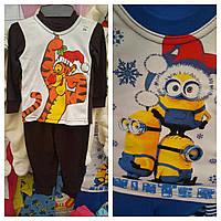 Пижамки детская мультяшки