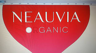 Сердце из пенопласта для презентаций продукта компании NEAUVIA 1