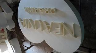 Сердце из пенопласта для презентаций продукта компании NEAUVIA 2