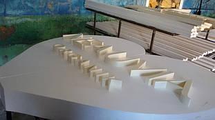 Сердце из пенопласта для презентаций продукта компании NEAUVIA 8
