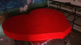 Сердце из пенопласта для презентаций продукта компании NEAUVIA 10