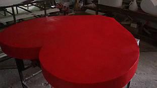Сердце из пенопласта для презентаций продукта компании NEAUVIA 11