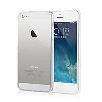Силиконовый чехол 0.3mm iPhone 6 белый, фото 3