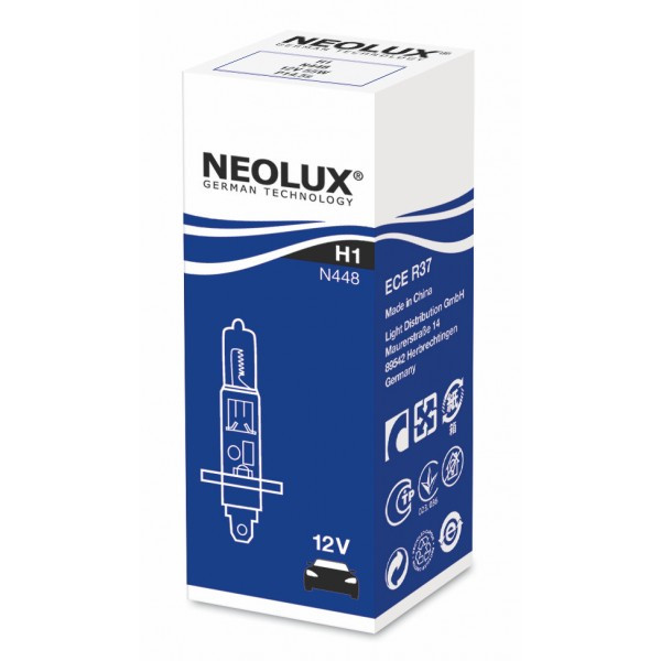 Автолампа H1 Neolux