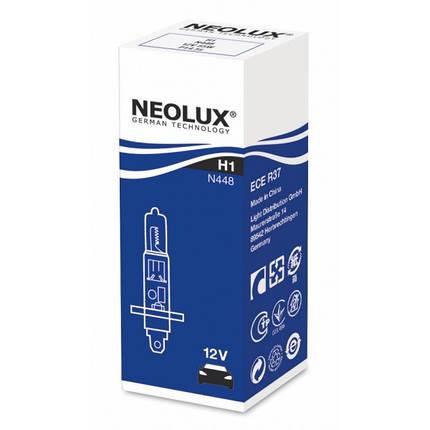 Автолампа H1 Neolux, фото 2