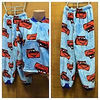 Махровые пижамы Тачки
