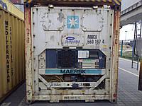 20-футовый рефрижераторный контейнер 1999 года