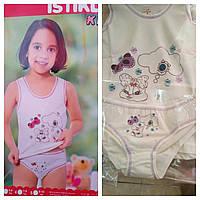 Комплект детского белья для девочки