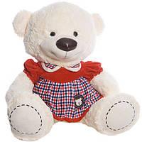 Детская мягкая игрушка, плюшевый мишка Уилли, белый