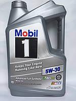 Моторное масло Mobil 1 5W-30 (4,72л), фото 1