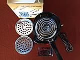 Печка электрическая Hot Plat для розжига углей (450W), фото 3