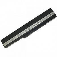 АКБ для ноутбука ASUS A42-N82-N82E/ N82J/ N82JV/ N82 (14.8V/ 6600mAh/ 12ячеек/ черный)