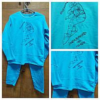 Пижама детская байка 36-42
