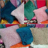Наволочки меховые на подушки