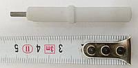 Электрод (свеча) контроля пламени (ионизации) для китайской газовой колонки Selena, Gretta, Amina, Grandini.