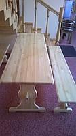 Деревянная мебель для бани и сауны (комплект)