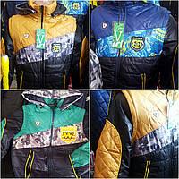 Куртки для мальчиков весна- осень
