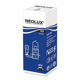 Автомобильная лампа H3 Neolux