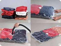 Вакуумные пакеты для хранения вещей , ароматизированные - 60*80см