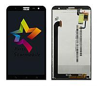 Дисплей для мобильного телефона Asus Zenfone 2 Laser/ZE600KL, черный, с тачскрином, ORIG