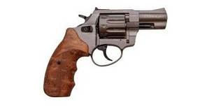 "Револьвер под патрон Флобера STALKER Titanium 3"" коричн. рук."