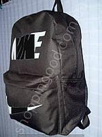 Рюкзак 15 л 013509 черный с серым спортивный школьный