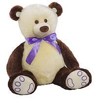 Детская мягкая игрушка, плюшевый мишка Зефир в шоколаде, фото 1