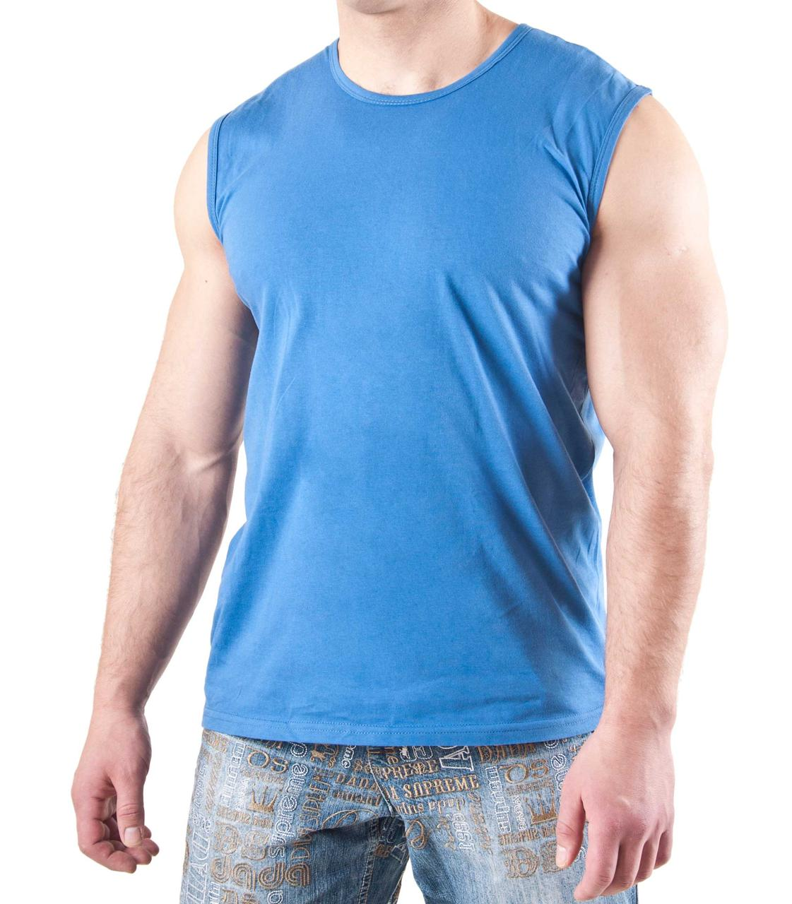 Bono Футболка без рукавов синий джинс