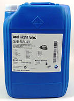 Моторное масло ARAL HighTronic 5w40 20л