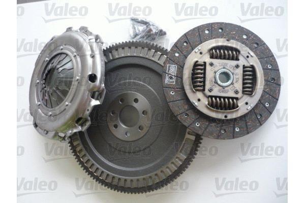 Комплект сцепления с маховиком на Renault Trafic  2003-> 2.5dCi (135 л.с.)  —  Valeo ( Франция) - VAL835014