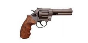 Револьвер под патрон Флобера STALKER Titanium 4 мм 4.5'' коричн. рук.
