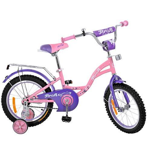 "Велосипед детский Profi G1621 Butterfly 16""."