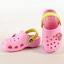Детские кроксы розовые (Код: Дет кроксы JA 116134), фото 2