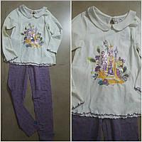 """Детская пижама для девочек """"Рапунцель"""""""