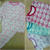 Детские байковые пижамки