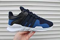 Мужские кроссовки Adidas Equipment black / blue