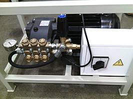 Аппарат высокого давления на раме Wascher-2