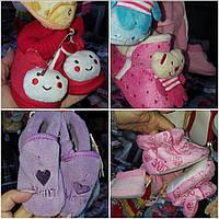 Тапочки, пинетки для малышей